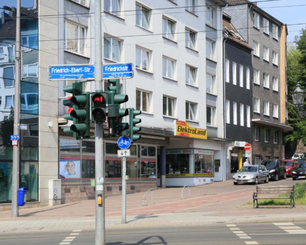 شارع فردريشتراسيه
