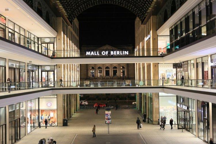 مول برلين في ألمانيا