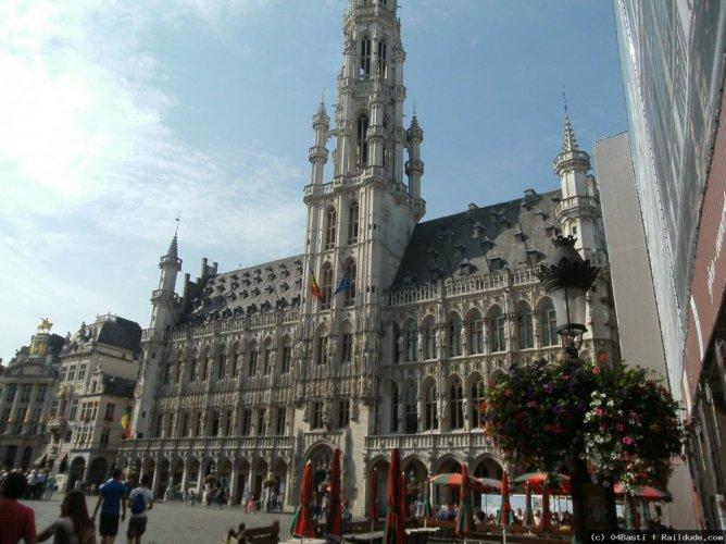 الميدان الكبير في بروكسل