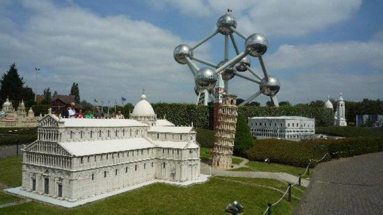 حديقة أوروبا المصغرة في بروكسل