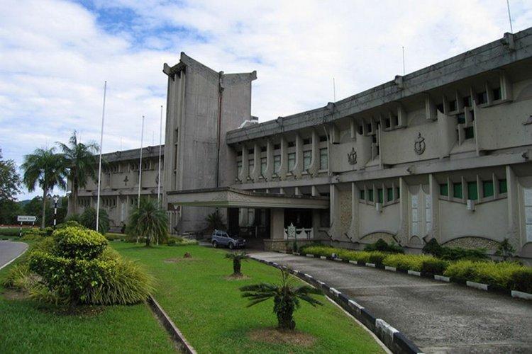 متحف بروناي الوطني في سلطنة بروناي