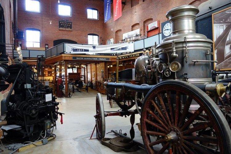 متحف العلوم والصناعة