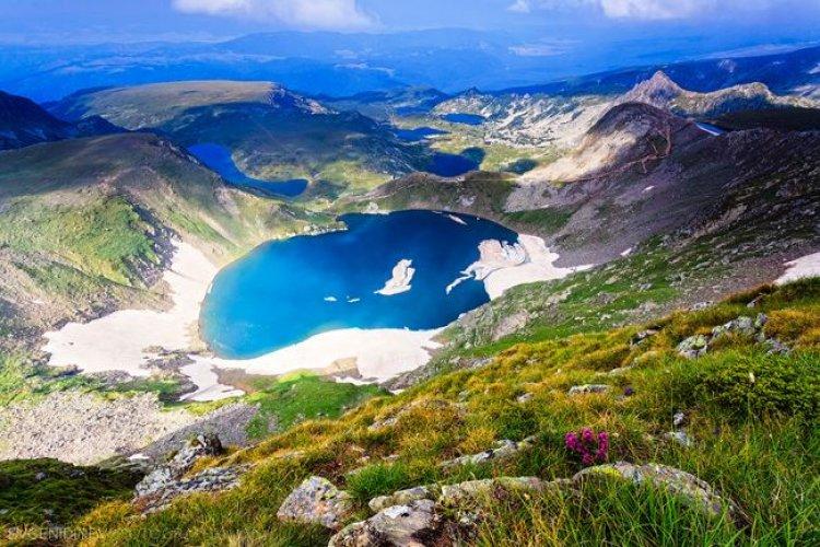 بحيرة Atanasova