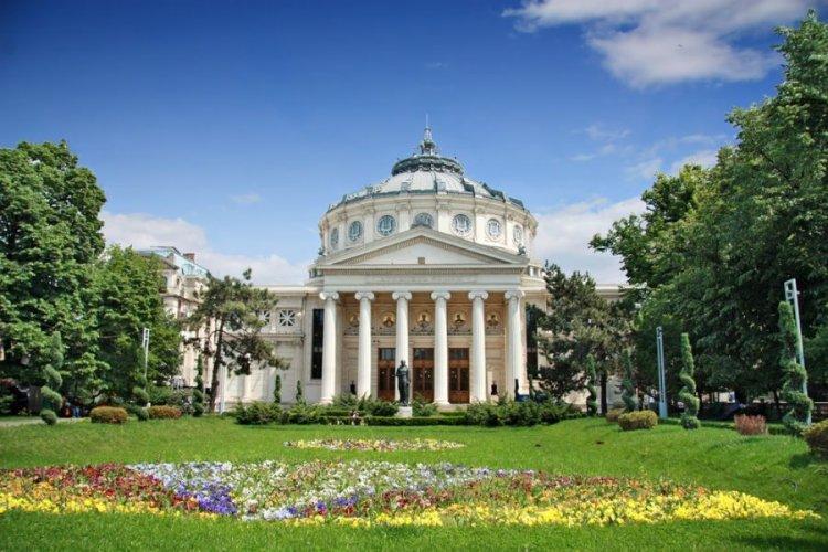 المسرح الوطني الروماني في بوخارست