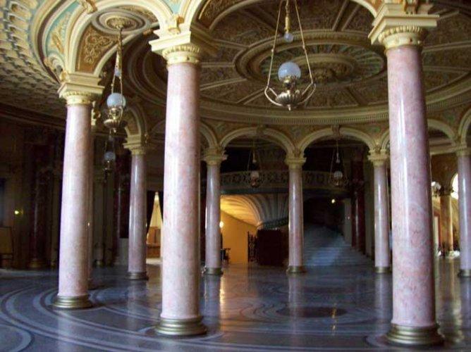 المسرح الوطني الروماني