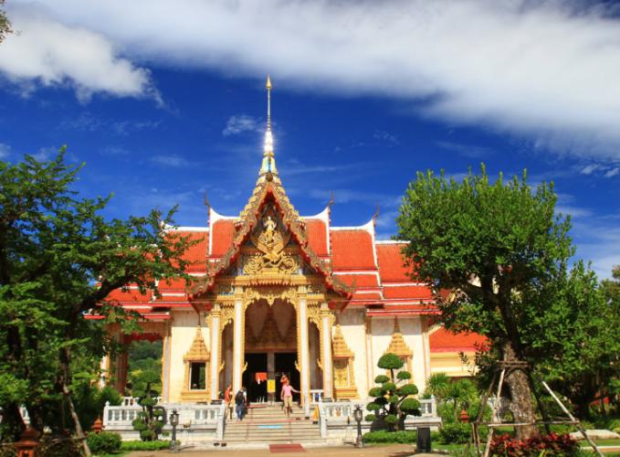 معبد شالونج