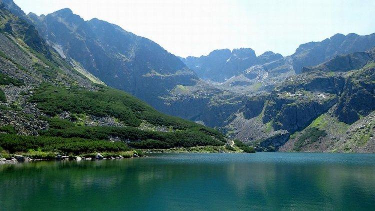 جبال تاترا في بولندا