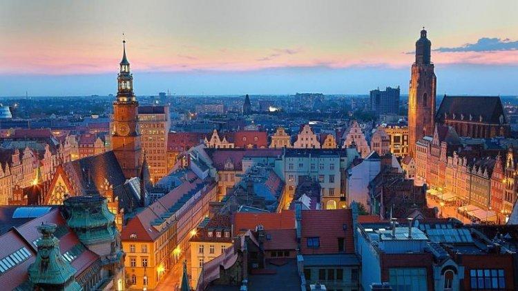مدينة فروتسواف فينيسيا بولندا