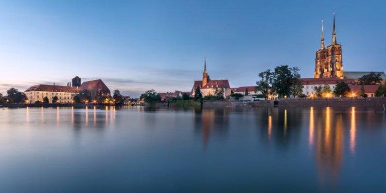 فروتسواف عاصمة للثقافة الأوروبية