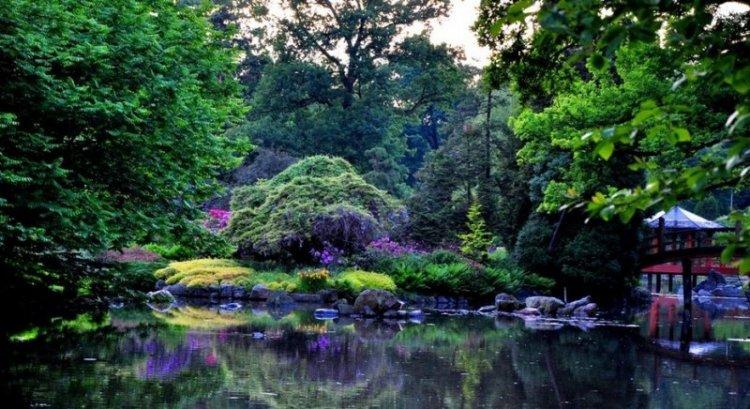 حديقة ششيتينيكي في فروتسواف بولندا