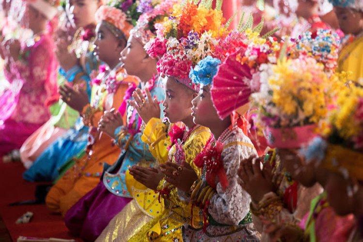 احتفالات السنة الصينية الجديدة