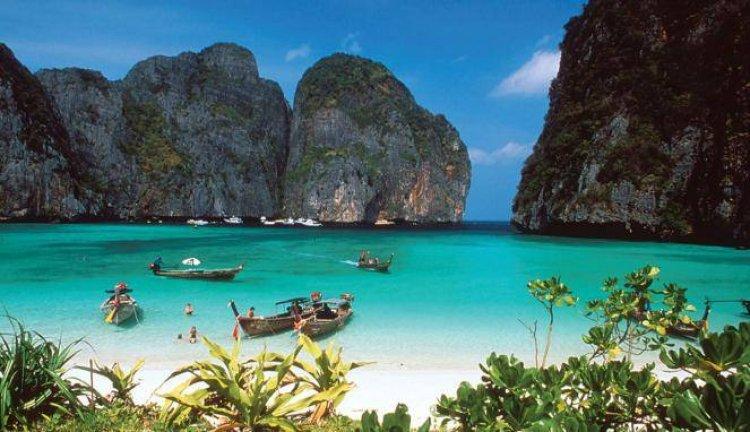 أحد شواطئ تايلاند