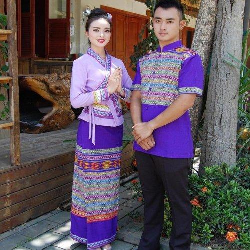 الزي التقليدي في تايلاند