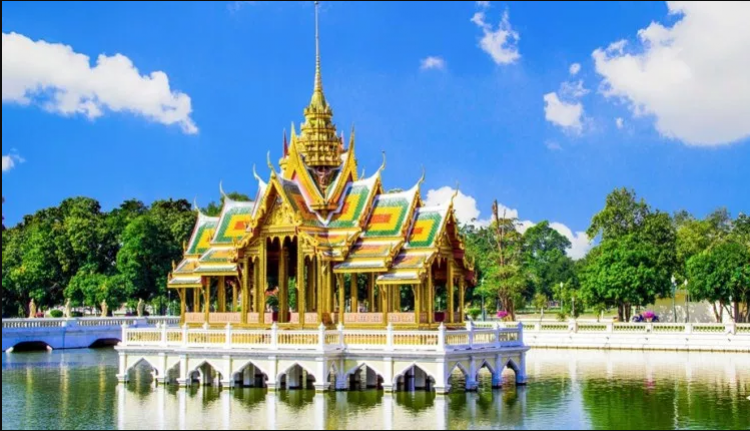 مدينة أيتوثايا في تايلاند