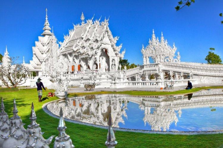 المعبد الابيض شيانج راى