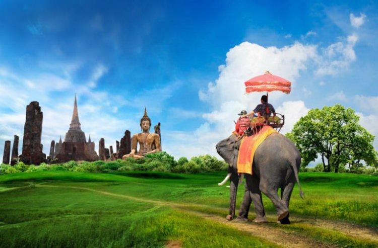 السياحة الشبابية في تايلاند