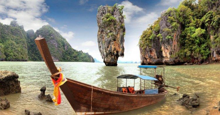 جزيرة جيمس بوند تايلاند