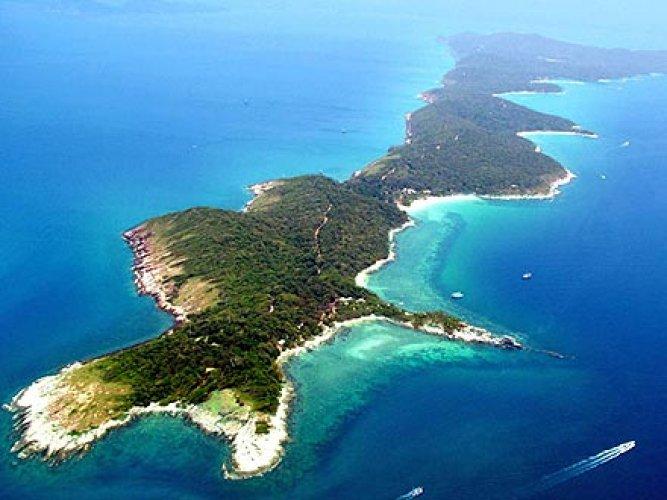 جزيرة كوه ساميت