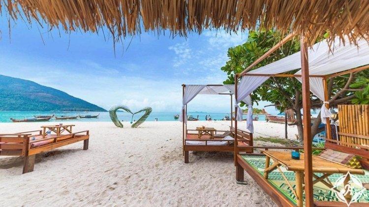 جزيرة كوليب تايلاند