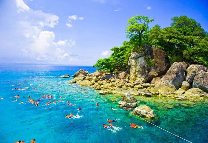 جزيرة كوشان في تايلاند