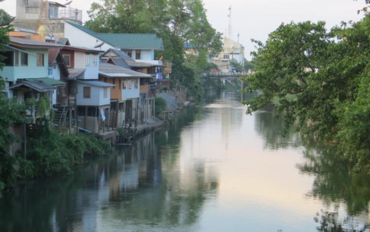 روعة مقاطعة فيتشابوري تايلاند