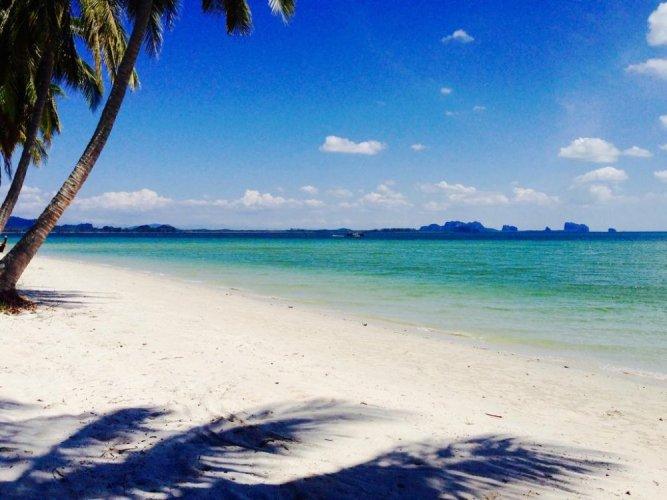 جزيرة كوه موك في تايلاند