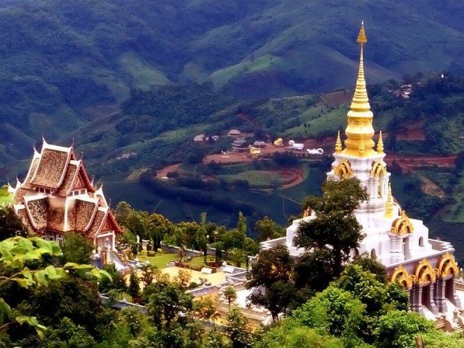 معالم شيانج راى في تايلاند