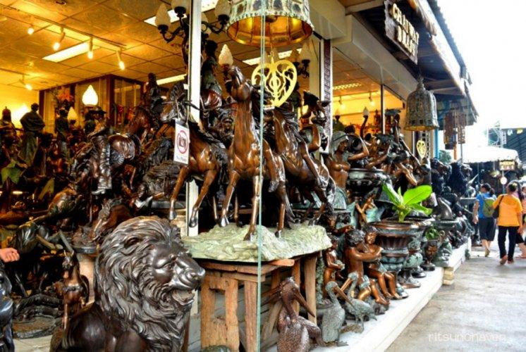 سوق تشاتوتشاك في بانكوك