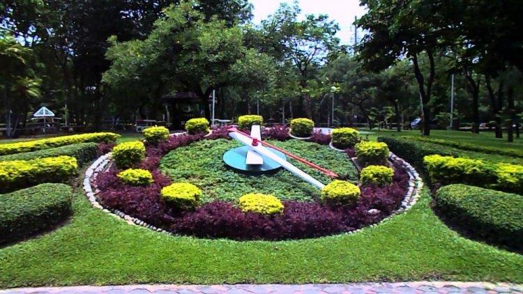 جولة في حديقة شاتوشاك في بانكوك