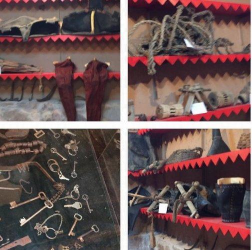 متحف الفجر للتراثفي تبوك