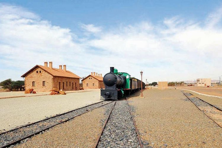 السياحة في السعودية-محطة سكة حديد الحجاز