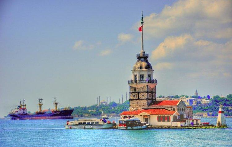 برج الفتاة (كز كولاسي) في اسطنبول