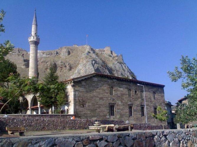 مسجد اولو كامي في مدينة توكات التركية