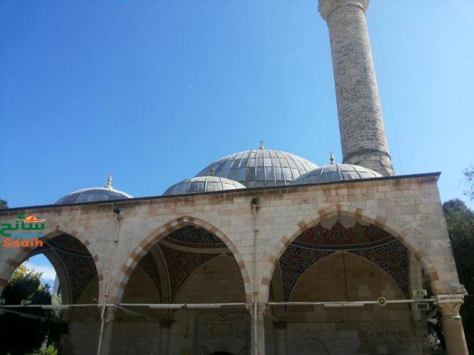 مسجد مراد باشا أنطاليا