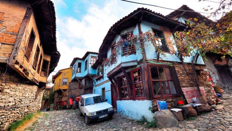 قرية جومالي كيزيك في تركيا