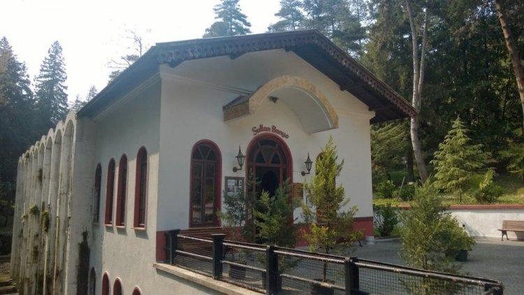 حمام السلطان Sultan Banyo في تركيا