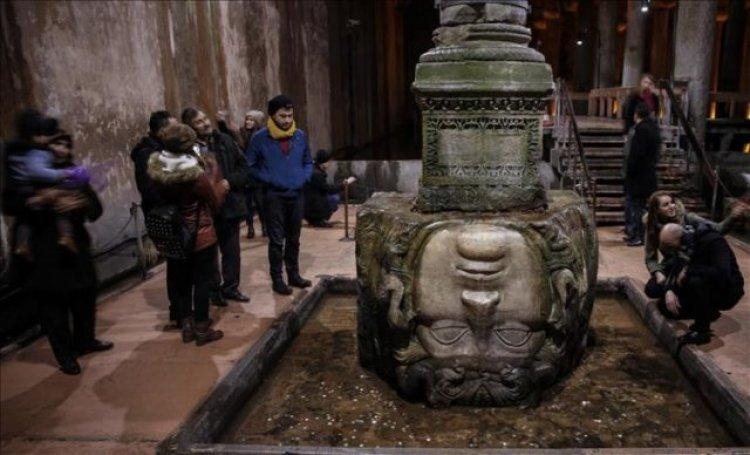 رأس ميدوسا في تركيا