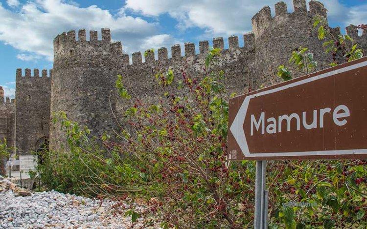 قلعة معمورة بالاناضول