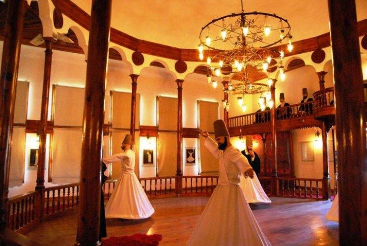 متحف ميفليفيهان في مدينة توكات التركية