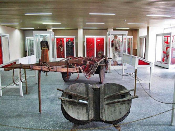 متحف تشانكيري في مدينة تشانكيري التركية