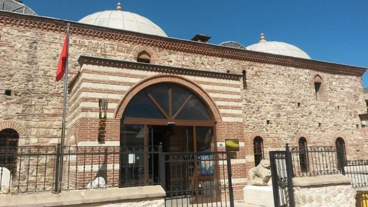 متحف توكات في مدينة توكات التركية
