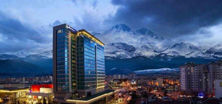مدينة قيصري التركية