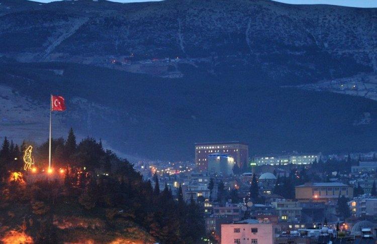 مدينة مرعش تركيا