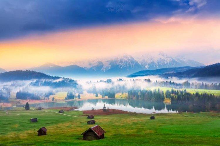 سحر الطبيعة في مرتفعات حيدر باشا