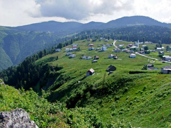 مرتفعات حيدر باشا