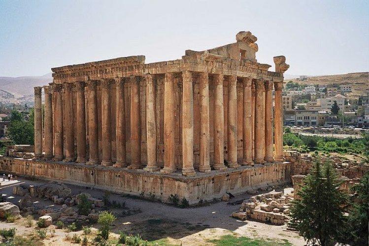 معبد ديونيسوس