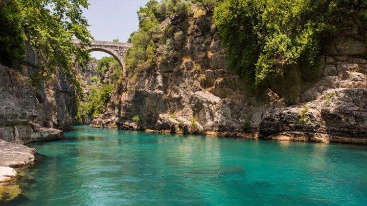 وادي كوبرولو في أنطاليا
