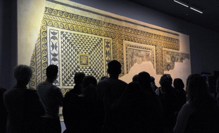 متحف فسيفساء زيوغما في عنتاب - تركيا