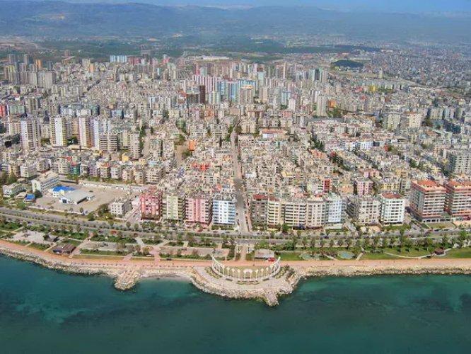 مدينة مرسين تركيا
