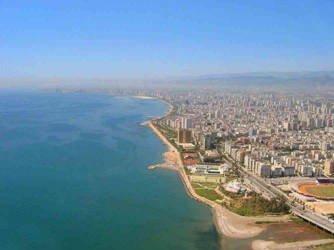 السياحة في مرسين تركيا